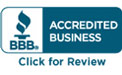 Sure-Dry Basement Systems BBB accredited