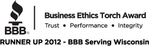 Sure-Dry Basement Systems Receives Ethics Award 2012